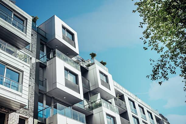 Maisons cubes appartement moderne à berlin - Photo