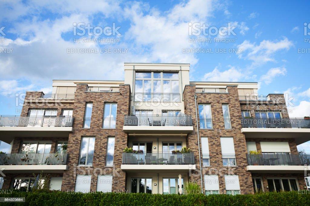 Photo libre de droit de Maison Moderne Cubique banque d ...