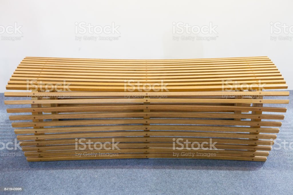 Royalty Free Curved Garden Bench Pictures Images And Stock Photos