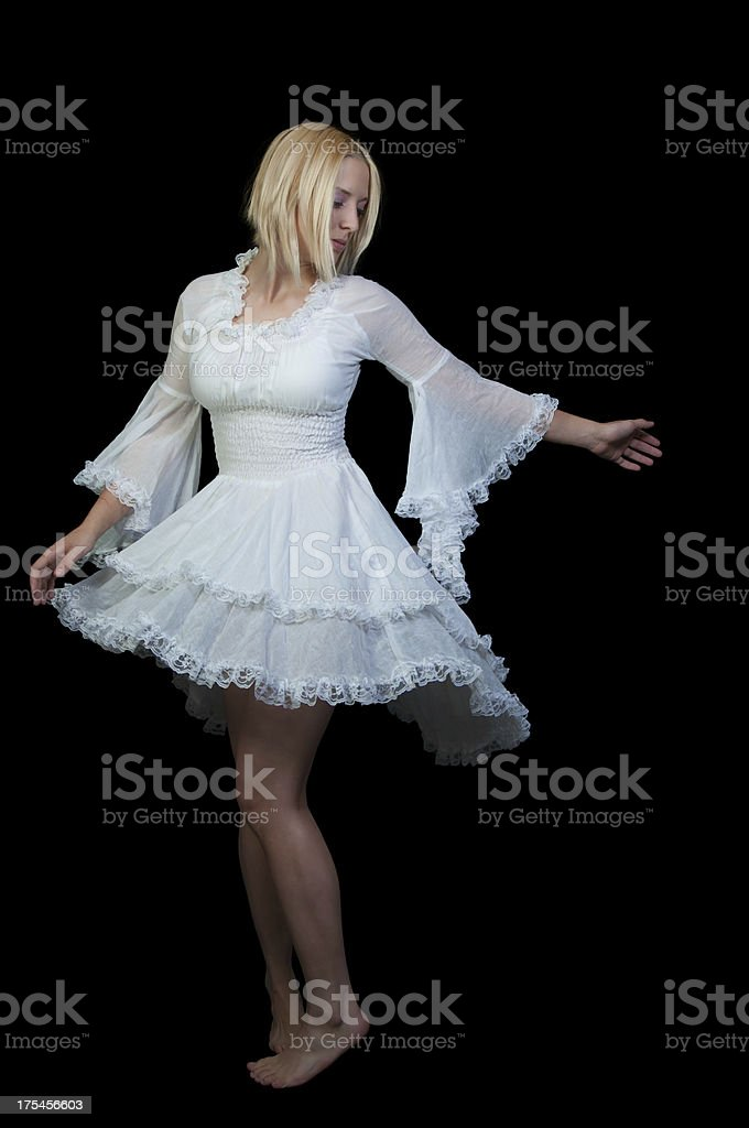 Modern Dance royalty-free stock photo