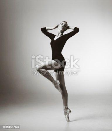 istock Modern dancer 465388763
