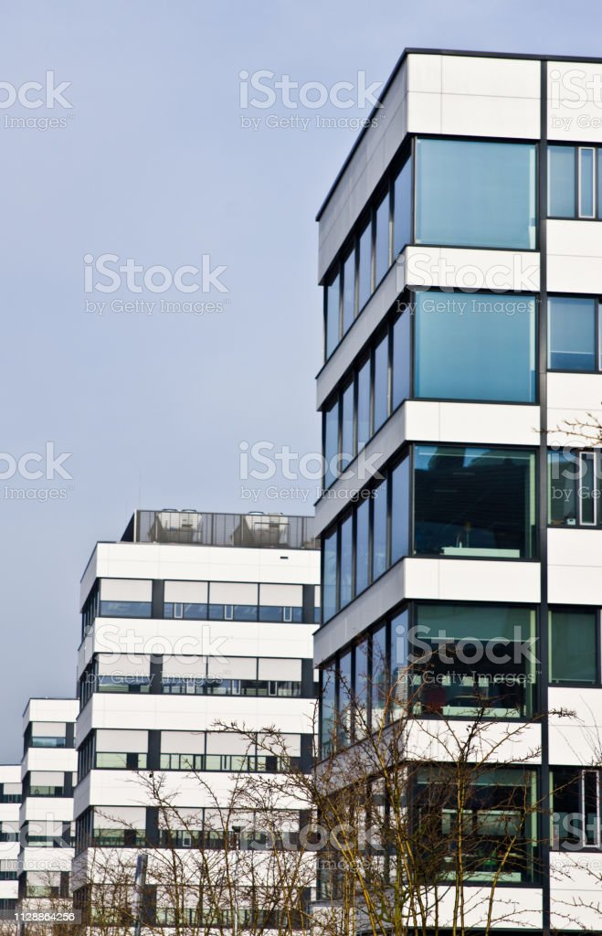 Modern Design Office Building Exterior Stock Photo Download Image Now Istock