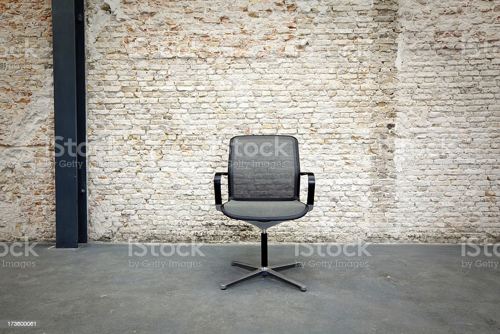 Modern Design Office Chair stock photo