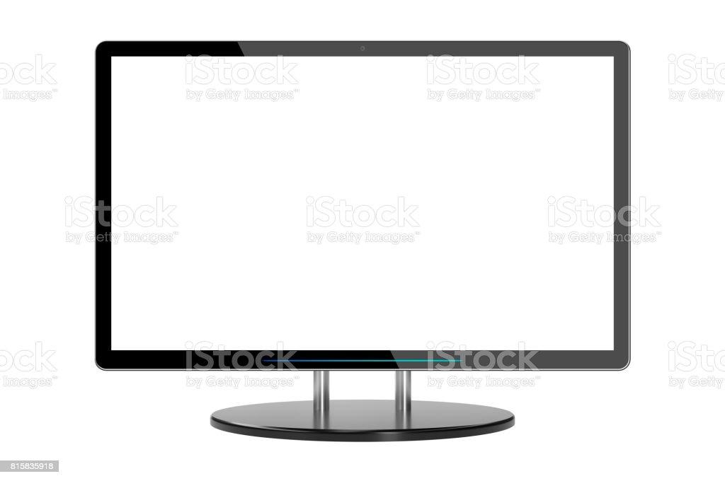 Modernen digitalen Bildschirm Monitor – Foto