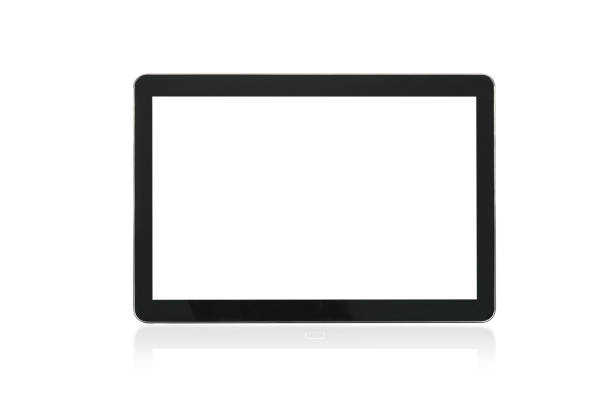 Modern digital tablet stock photo