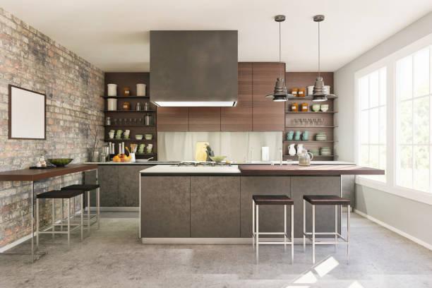 moderna inhemska kök - looking inside inside cabinet bildbanksfoton och bilder