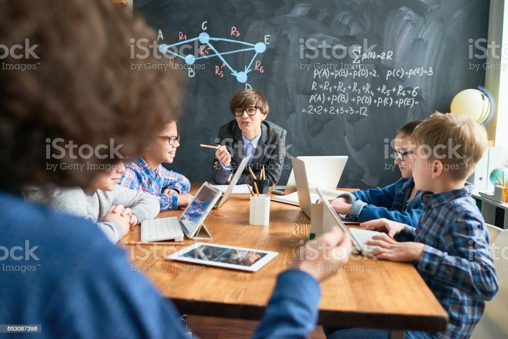 Moderno de educação - foto de acervo