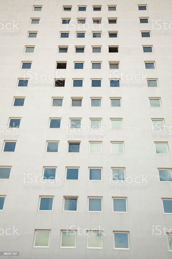 Modern executive apartment royalty-free stock photo