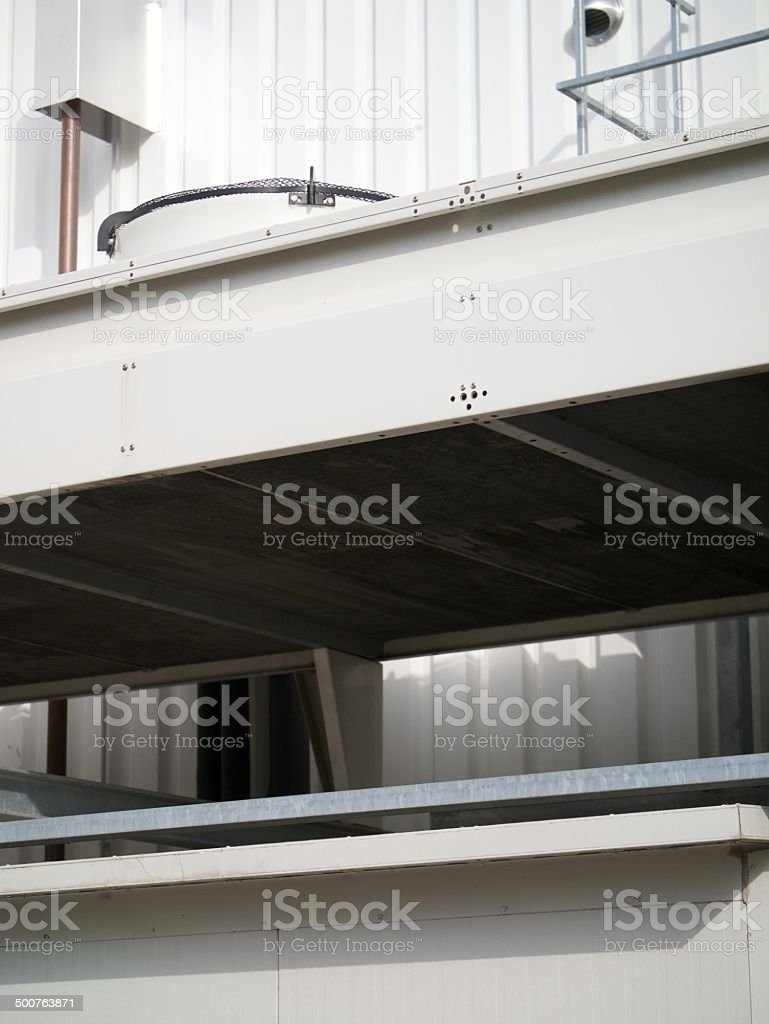 modern factory industry royalty-free stock photo