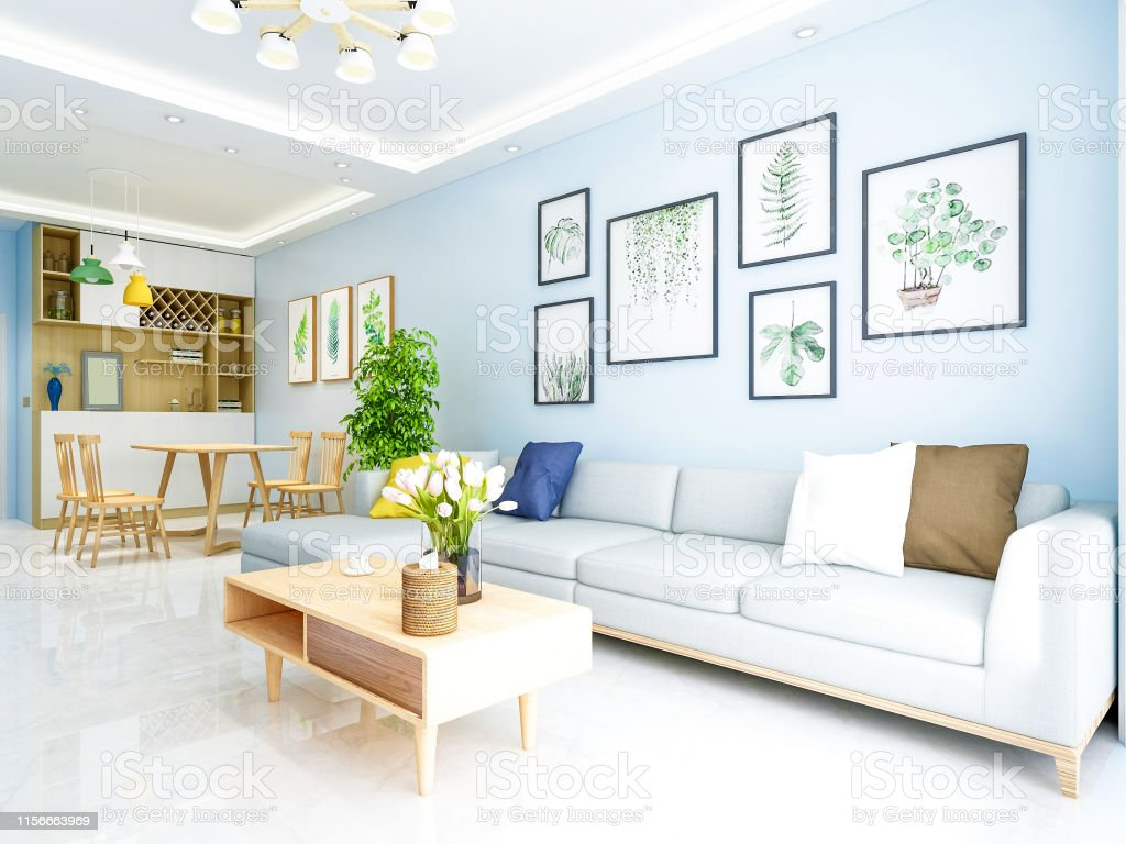 Modern Family Luxury Simple Living Room Design Stock Photo Download Image Now Istock