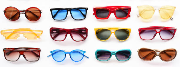 Modern fashionable sunglasses – zdjęcie