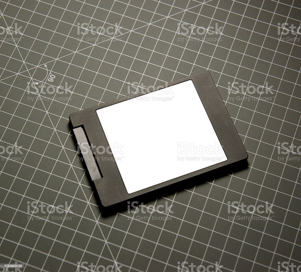 Modern fast SSD Solid State Drive foto de stock royalty-free