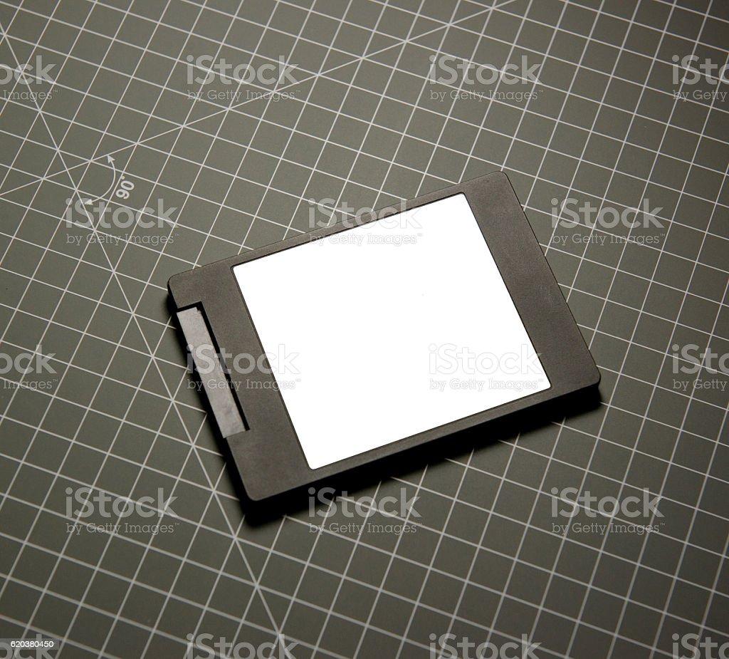 Modern fast SSD Solid State Drive zbiór zdjęć royalty-free