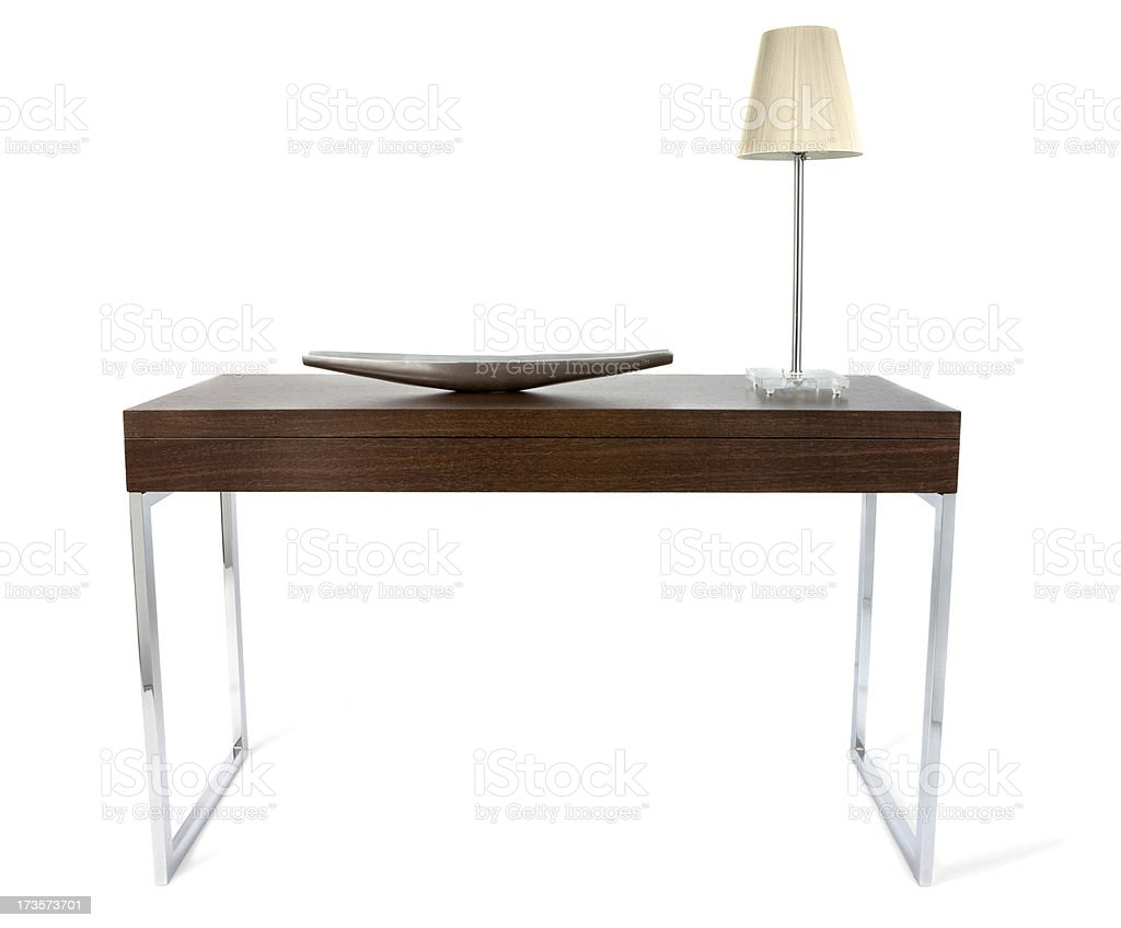 modern furniture royalty-free stock photo
