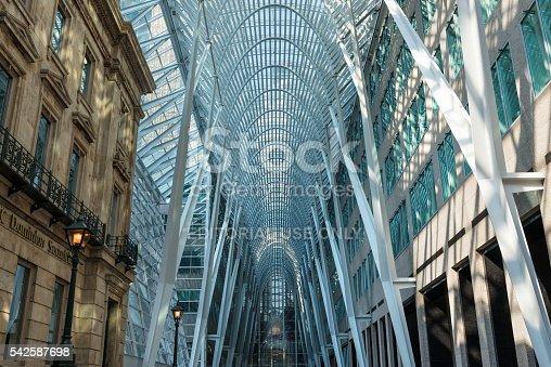110921829istockphoto Modern gallery in Toronto 542587698
