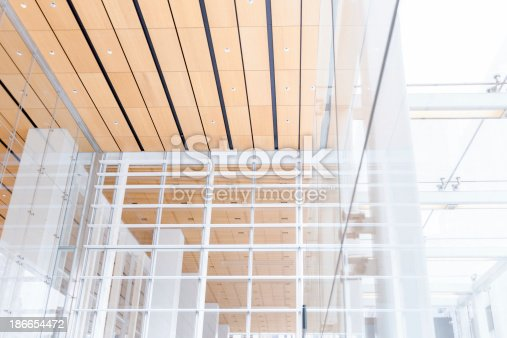 istock Modern Glass Architecture 186654472