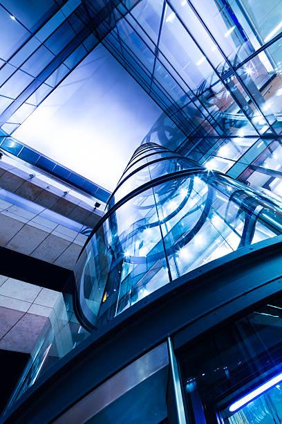 Moderne Glas-Architektur – Foto