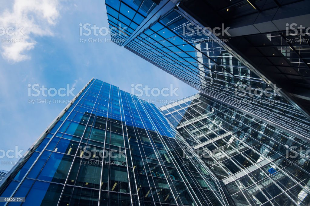 Modern Glass Buildings