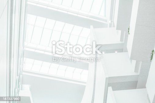 istock Modern Glass Office 187337992