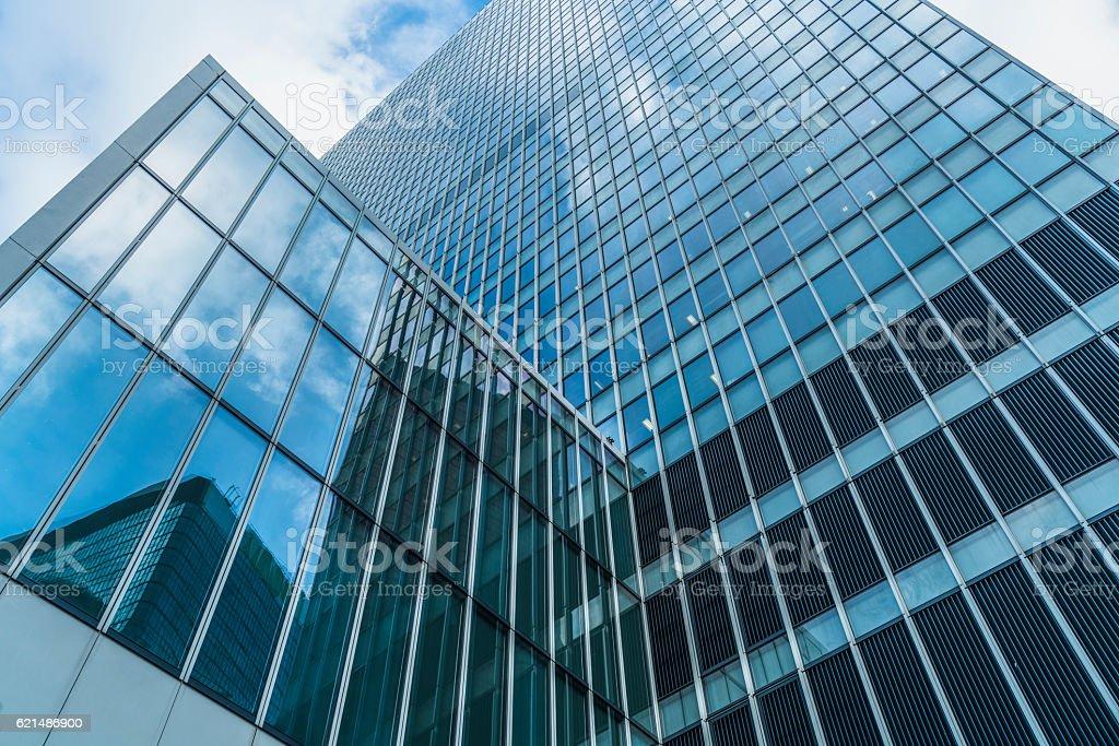 modern glass steel architecture photo libre de droits