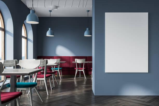 Modern gray cafe interior a poster close up picture id944368040?b=1&k=6&m=944368040&s=612x612&w=0&h=hxmw06za39cg7vulq9hapijiutmdaejghxeg1nekrkq=