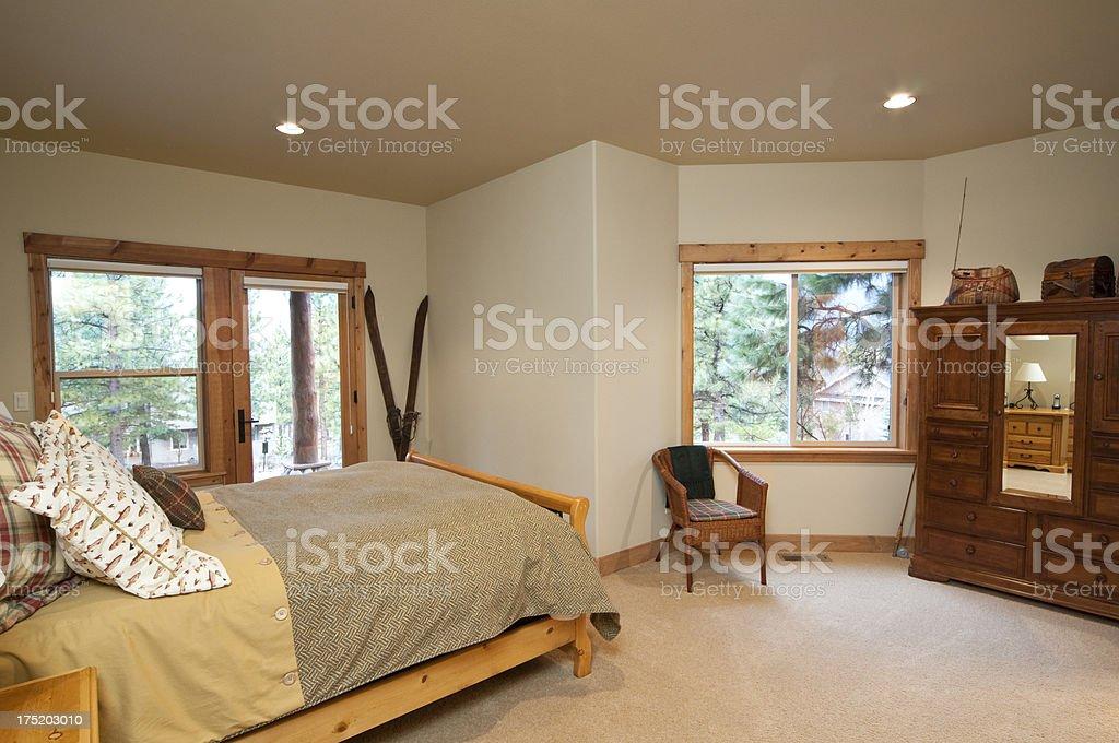 Modern Guest Bedroom Stock Photo Download Image Now Istock