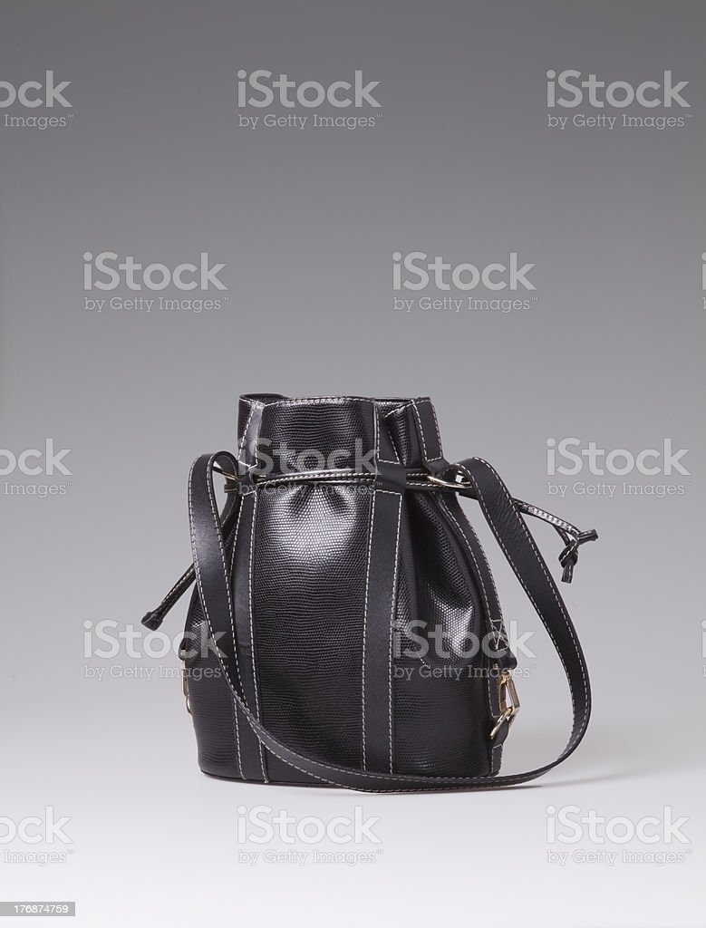 Modern Handbag stock photo