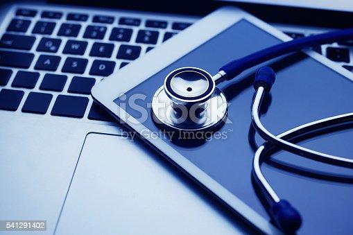 istock Modern Healthcare 541291402