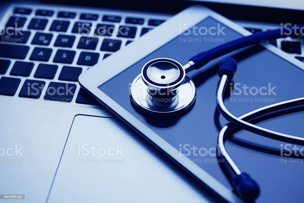 Modern Healthcare stock photo