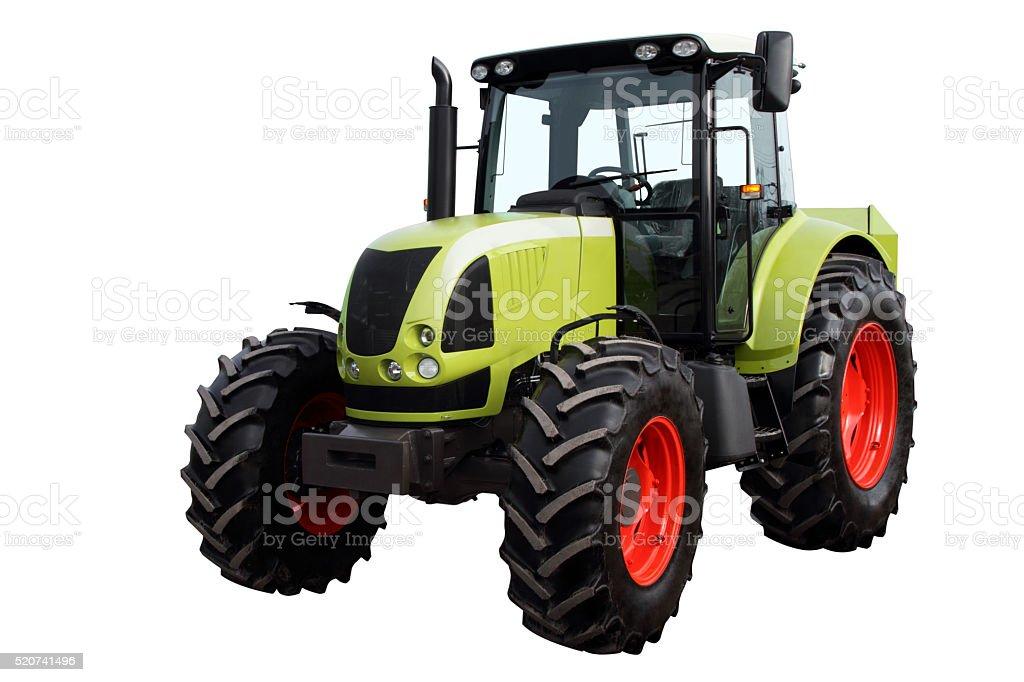 Moderna tractor pesados. - Foto de stock de Clásico libre de derechos