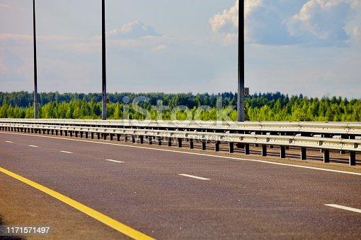618059920 istock photo Modern highway infrastructure 1171571497