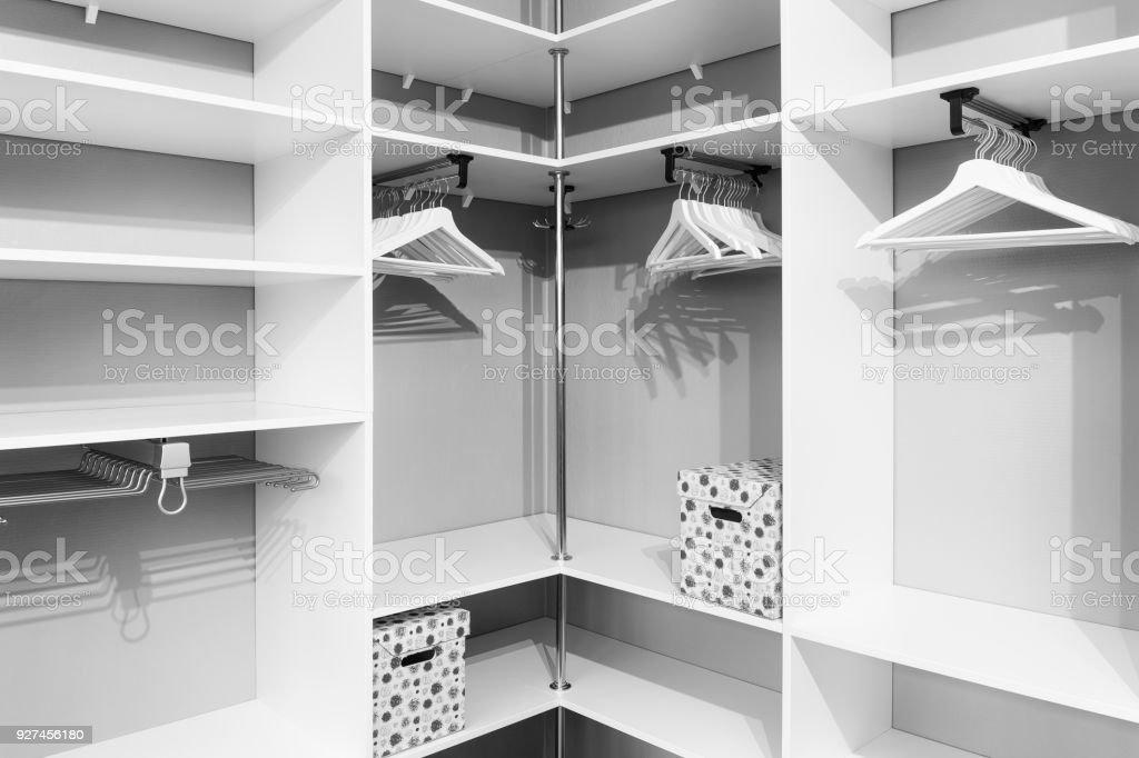 Moderne Home Umkleidekabine Stockfoto und mehr Bilder von ...
