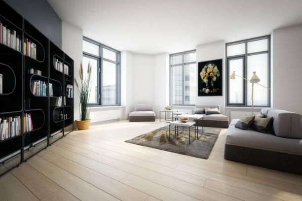 modern home interior - heizraum stock-fotos und bilder
