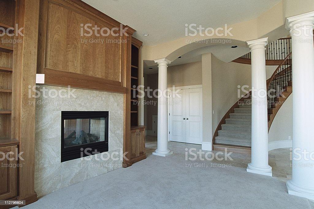 Modern Home Interior royalty-free stock photo