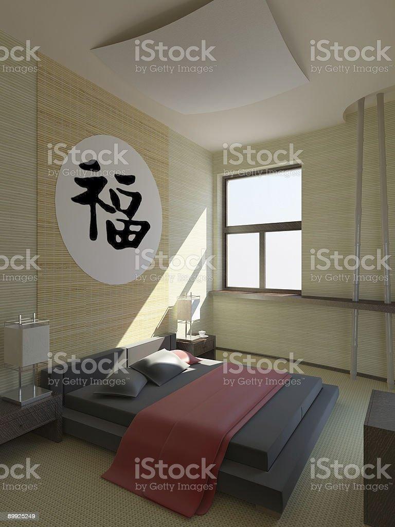 Camera Da Letto Giapponese camera da letto moderno hotel in stile giapponese