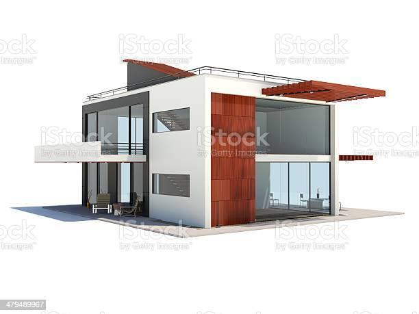 Modern house isolated on white picture id479489967?b=1&k=6&m=479489967&s=612x612&h=npmcyjha9g7afaoedpiint9znyc b0bgkdvlllrm4bo=