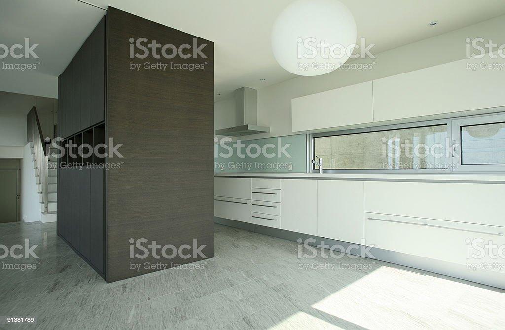 modern house royalty-free stock photo