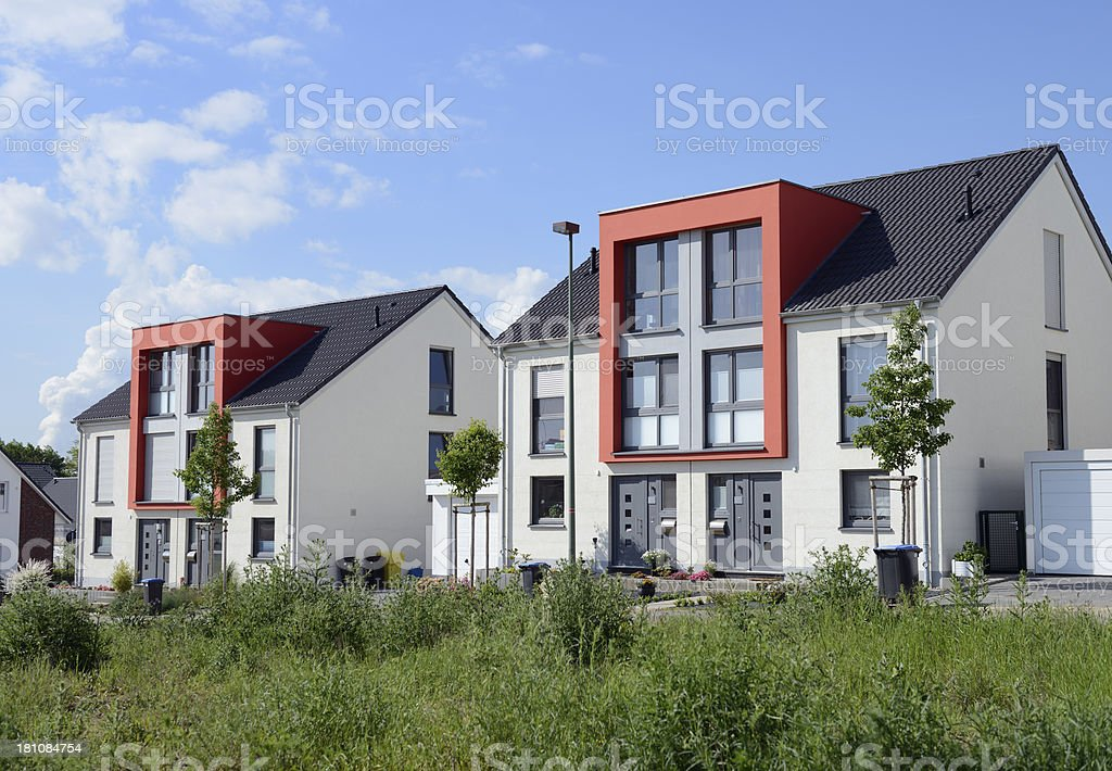 Modern Housing Stock Photo & More Pictures of Architecture