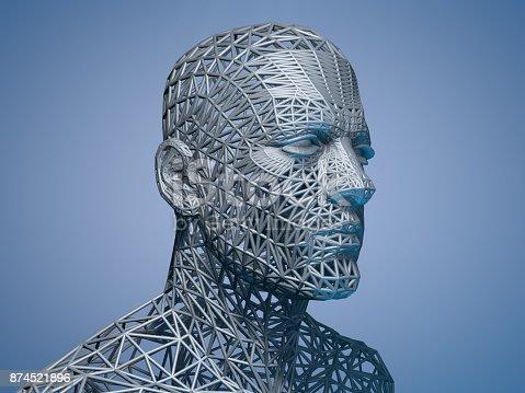 istock Modern Human 874521896
