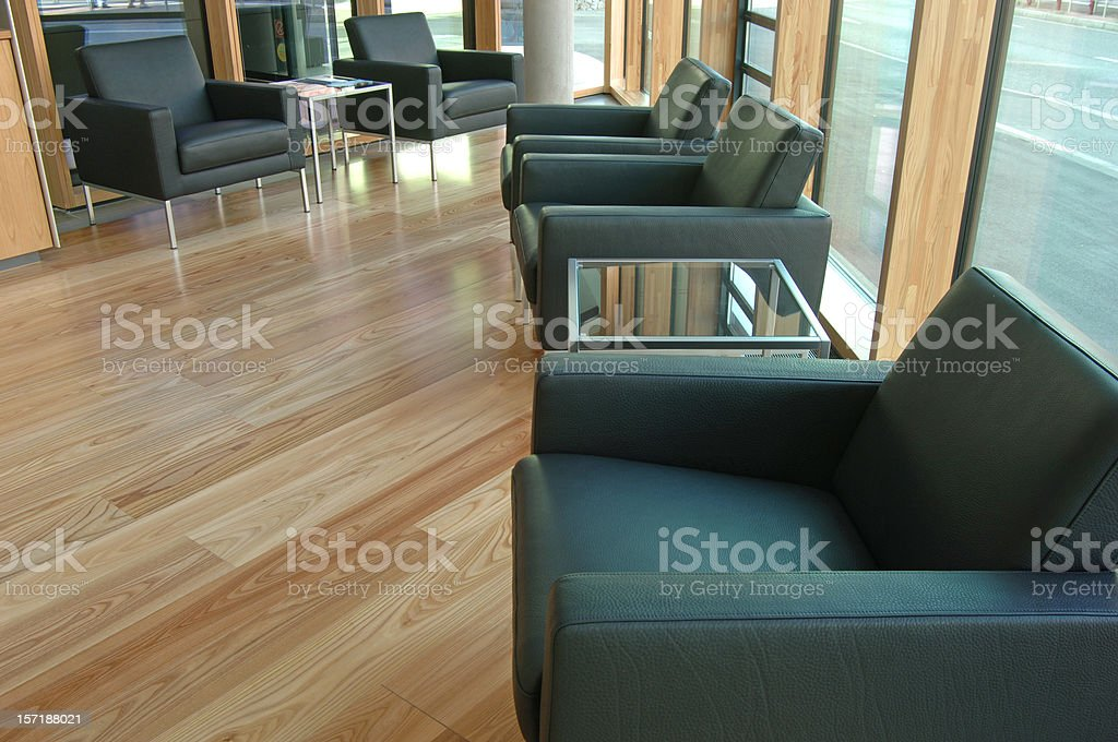 modern interior 4 royalty-free stock photo