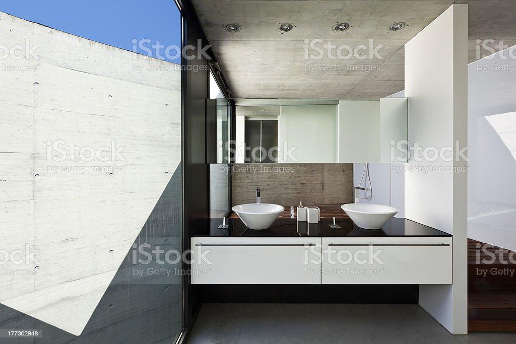 Moderne Einrichtung Badezimmer Stockfoto Und Mehr Bilder Von Architektur Istock