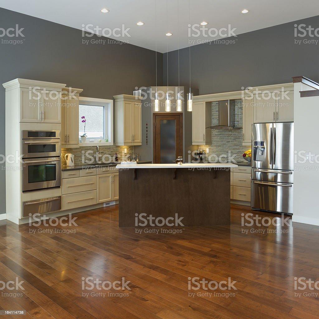Modern Interior Design royalty-free stock photo