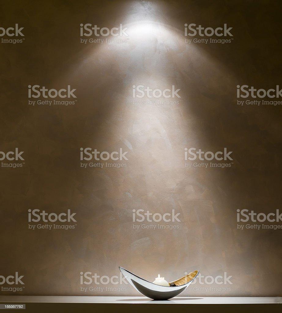 Modern Interior detail royalty-free stock photo