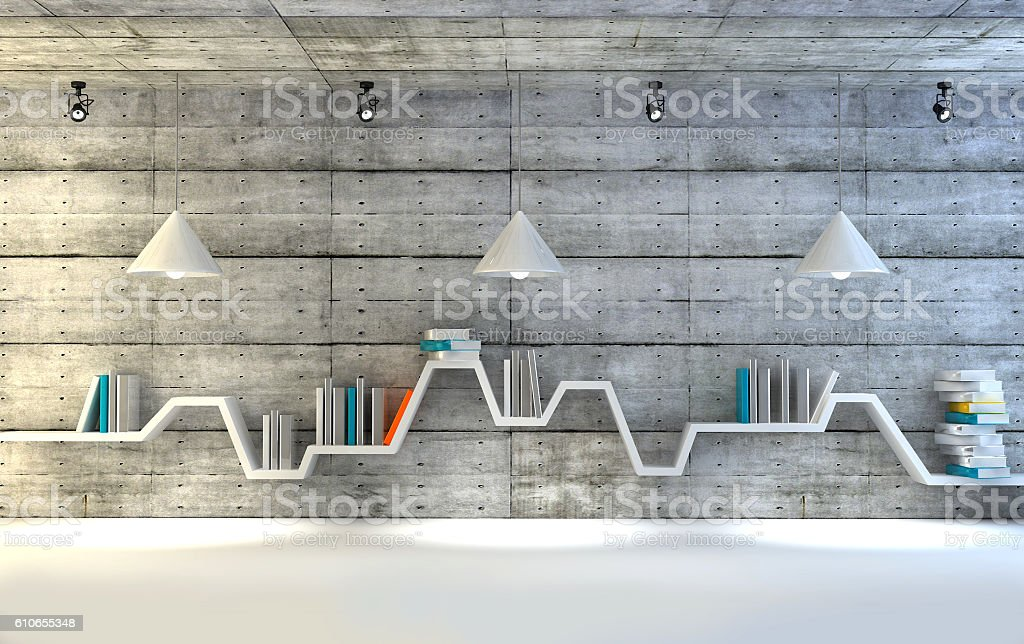Modern interior room with beautiful furniture – Foto