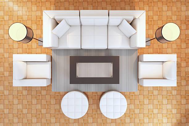 fauteuil vue du dessus photos et images libres de droits istock. Black Bedroom Furniture Sets. Home Design Ideas