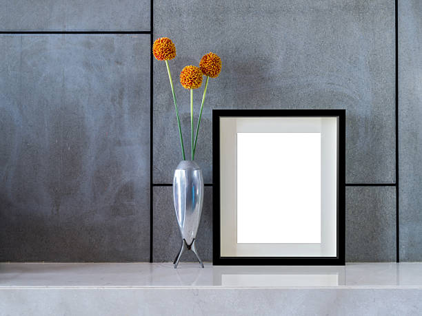 Modern interior wall with flowers vase and blank picture frame picture id465653010?b=1&k=6&m=465653010&s=612x612&w=0&h=aglt5qdp6x 4o8tmcwmu0d9r u6   bss vbaowybni=