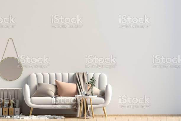 Modern interior with coffee table and sofa wall mock up 3d picture id923818424?b=1&k=6&m=923818424&s=612x612&h=le fjuv ztsmmgzqyz7luyqudwdtnmugjq8up6nz3te=