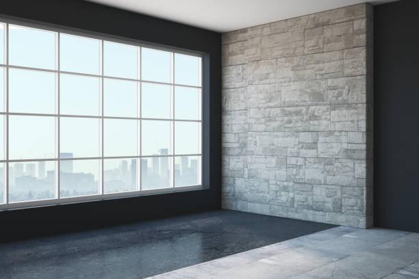 Modernes Interieur mit Exemplar – Foto