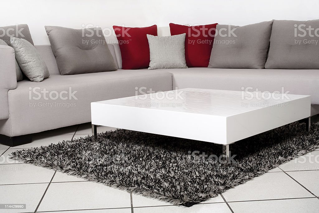 Modern interiors, decoration royalty-free stock photo