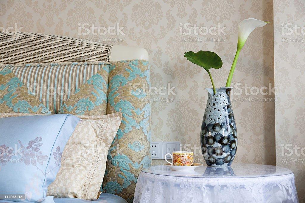 Modern interiors royalty-free stock photo